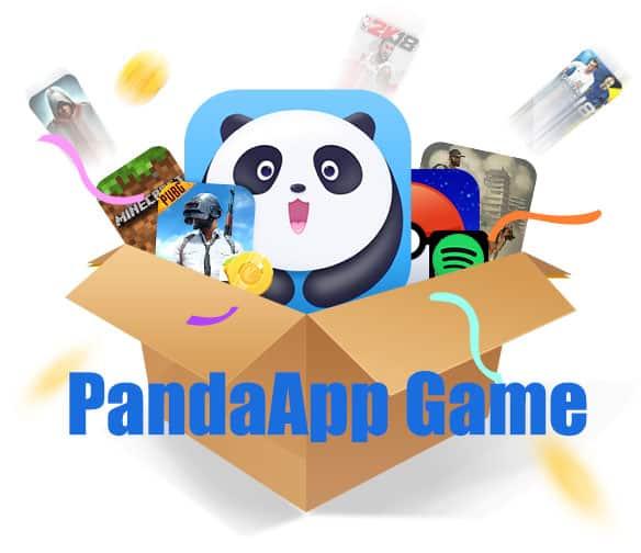 pandapp game
