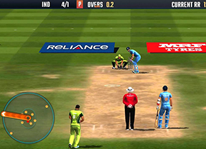 cricket video game